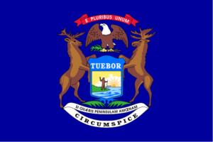 Michigan_flag